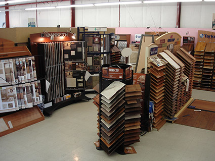 Come check out our wide selection of flooring here at Select Abbey Carpet & Tile.